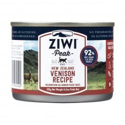 ZiwiPeak 巔峰 - 鹿肉配方貓罐頭 - 185 克