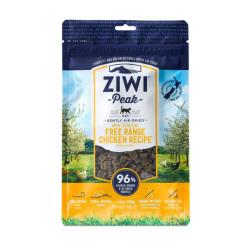 ZiwiPeak 巔峰 - 放養雞配方風乾脫水鮮肉貓糧 - 400 克