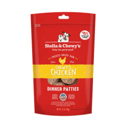 Stella & Chewy's - 籠外鳳凰 (雞肉配方) 凍乾生肉主糧 - 5.5 安士