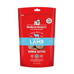 Stella & Chewy's - 羊羊得意 (羊肉配方) 凍乾生肉主糧 - 14 安士
