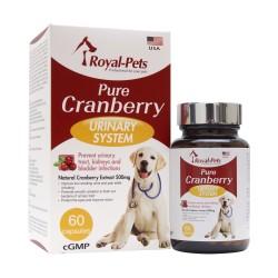 Royal-Pets - 純正小紅莓 - 60 粒 到期日:2019-04-30