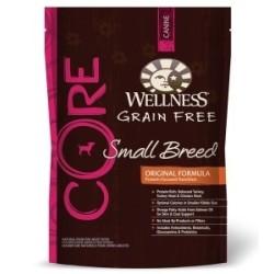 Wellness 寵物健康 - CORE 無穀物小型成犬配方 - 4 磅 到期日:2019-05-03