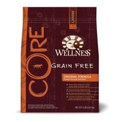 Wellness 寵物健康 - CORE 無穀物原味雞肉配方 - 4 磅 到期日:2019-05-04