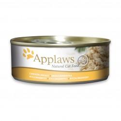 Applaws 愛普士 - 全天然雞胸肉貓罐頭 - 156 克