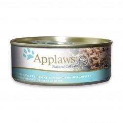 Applaws 愛普士 - 全天然吞拿魚柳貓罐頭 - 156 克