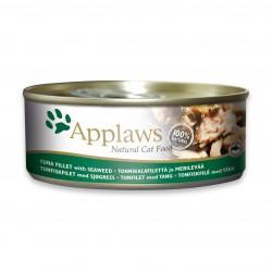 Applaws 愛普士 - 全天然吞拿魚、紫菜貓罐頭 - 156 克