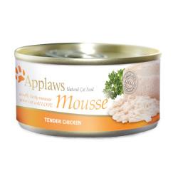 Applaws 愛普士 - 雞胸慕絲貓罐頭 - 70 克