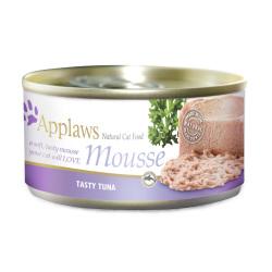 Applaws 愛普士 - 吞拿魚慕絲貓罐頭 - 70 克