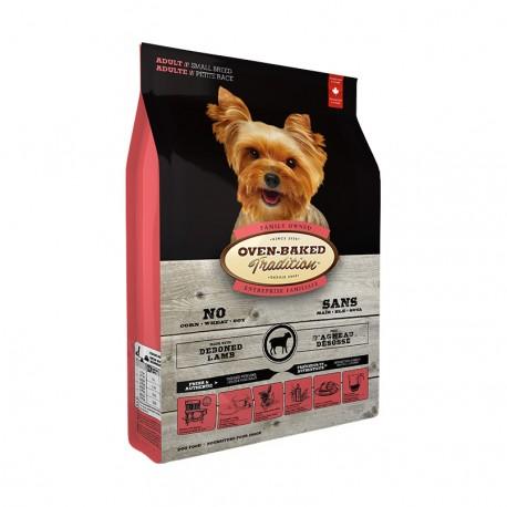 Oven-Baked 奧雲寶 - 成犬羊肉配方 (小粒) - 12.5 磅