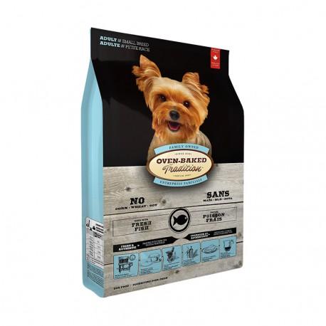 Oven-Baked 奧雲寶 - 成犬魚肉配方 (小粒) - 12.5 磅