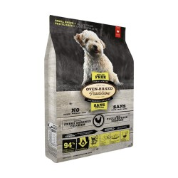 Oven-Baked 奧雲寶 - 無穀物全犬雞肉配方 (小粒) - 5 磅 到期日:2019-03-23