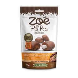 Zoe - Pill Pops 迷迭香烤雞 - 100 克 到期日:2019-06-20