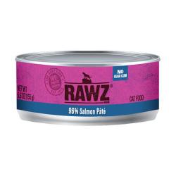 RAWZ - 96% 三文魚全貓罐頭 - 155 克