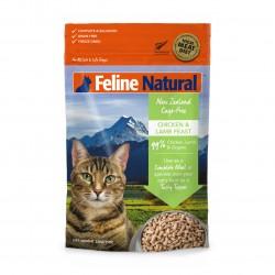 K9 Natural - F9 Feline Natural 雞肉及羊肉盛宴貓糧 - 320 克