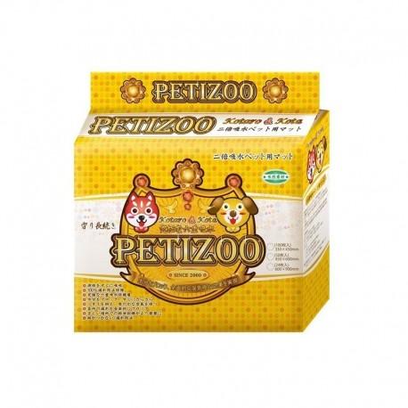 Petizoo - 六層香薰寵物尿墊 - 33x45 厘米
