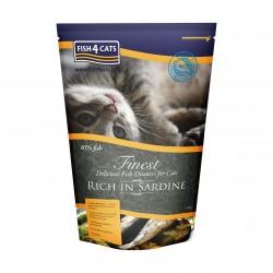 Fish4Cats - 沙甸魚無麩質低敏全貓種配方 - 6 公斤