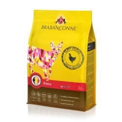 Brabanconne 爸媽寵 - 幼貓雞肉配方 (白袋) - 20 公斤