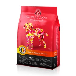 Brabanconne 爸媽寵 - 881 全犬增強消化專業配方 (白袋) - 20 公斤