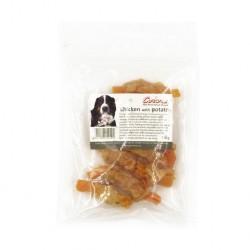 Corwex - 優質雞肉包蕃薯條 - 100 克