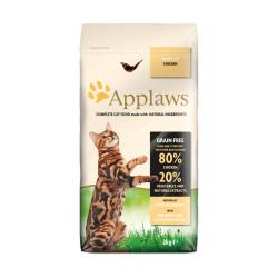 Applaws 愛普士 - 雞肉成貓糧 - 7.5 公斤