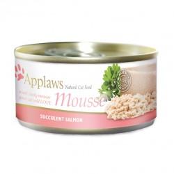 Applaws 愛普士 - 三文魚慕絲貓罐頭 - 70 克