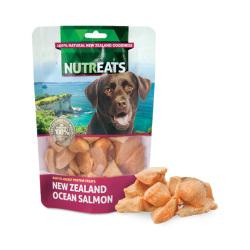 NUTREATS - 紐西蘭三文魚低溫凍乾狗小食 - 50 克