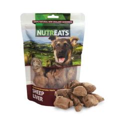 NUTREATS - 羊肝低溫凍乾狗小食 - 50 克
