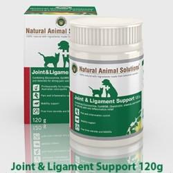 Natural Animal Solutions - 醫療級別關節四補粉 - 120 克 到期日:2019-07-31