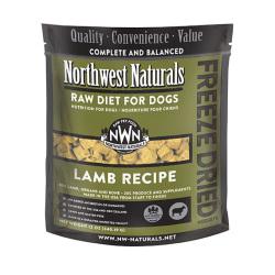 Northwest Naturals NWN - 凍乾脫水羊肉全犬狗糧 - 12 安士