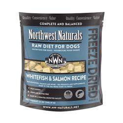 Northwest Naturals NWN - 凍乾脫水白魚及三文魚全犬狗糧 - 12 安士