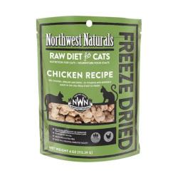 Northwest Naturals NWN - 凍乾脫水雞肉全貓糧 - 4 安士