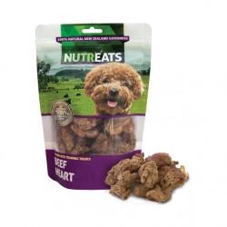 NUTREATS - 牛心低溫凍乾狗小食 - 50 克