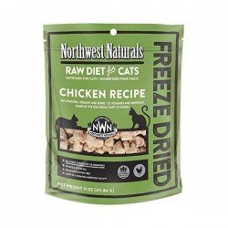 Northwest Naturals NWN - 凍乾脫水雞肉全貓糧 - 11 安士