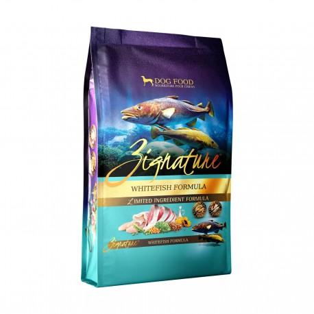 Zignature - 全犬無穀物白魚配方 - 4 磅