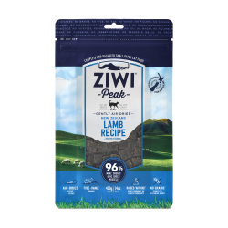 ZiwiPeak 巔峰 - 羊肉配方風乾脫水鮮肉貓糧 - 1 公斤