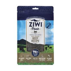 ZiwiPeak 巔峰 - 牛肉配方風乾脫水鮮肉貓糧 - 1 公斤