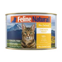 K9 Natural - F9 Feline Natural 雞肉主食貓罐頭 - 170 克