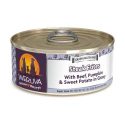 Weruva - 牛肉、南瓜、番薯鮮肉狗罐頭 - 5.5 安士