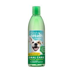 TropiClean - 純天然清新口氣潔齒水 (原味) - 16 安士