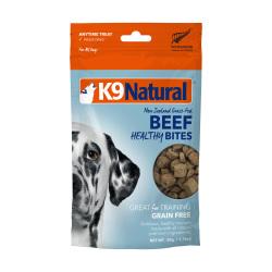 K9 Natural - 凍乾脫水牛肉狗小食 - 50 克
