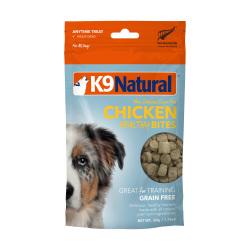K9 Natural - 凍乾脫水雞肉狗小食 - 50 克