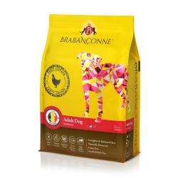 Brabanconne 爸媽寵 - 小型成犬雞肉配方 (白袋) - 20 公斤
