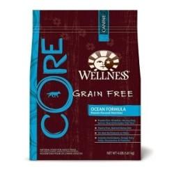 Wellness 寵物健康 - CORE 無穀物皇牌海洋魚配方 - 4 磅 到期日:2020-01-28