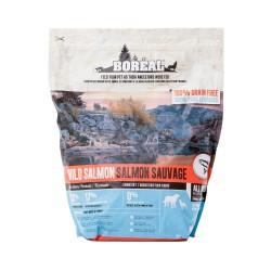 Boreal - 無穀物全犬野生三文魚配方 - 8.8 磅 到期日:2020-02-21
