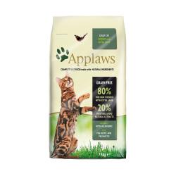 Applaws 愛普士 - 雞肉羊肉成貓糧 - 2 公斤 到期日:2020-03-14