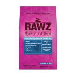 RAWZ - 三文魚、脫水雞肉、白肉魚全貓糧 - 3.5 磅