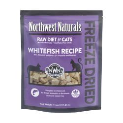 Northwest Naturals NWN - 凍乾脫水白魚全貓糧 - 11 安士