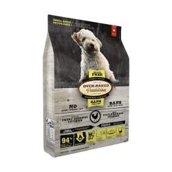 Oven-Baked 奧雲寶 - 無穀物全犬雞肉配方 (小粒) - 5 磅 到期日:2020-03-30