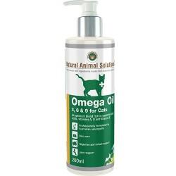 Natural Animal Solutions - 有機奧米加 369 (貓狗通用) - 200 毫升 到期日:2020-03-31