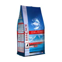 Essence 非凡 - 藍海精選 (鯡魚、沙甸魚、鯖魚、三文魚) 全貓糧 - 4 磅